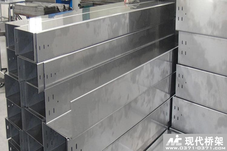 不锈钢桥架厂家生产的不锈钢桥架-现代桥架厂