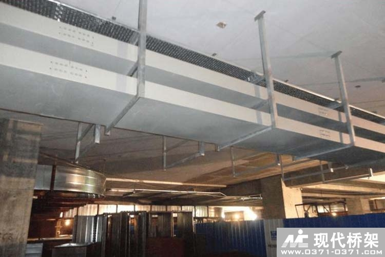 电缆桥架选择与安装