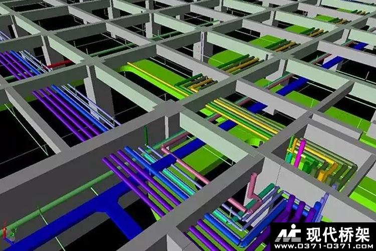 BIM技术在管线综合排布中的应用