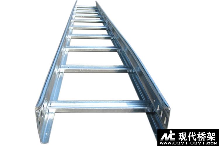 梯式热浸锌电缆桥架