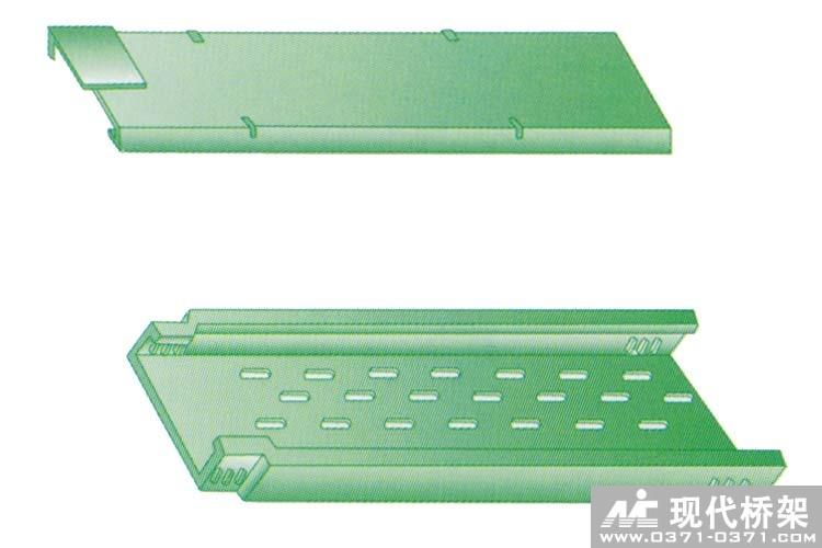 XQJ-ZBQ-P阻燃托盘式桥架