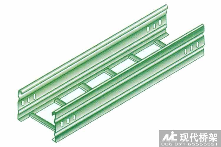 XQJ-DJ-T-A-01型梯级式大跨距汇线桥架